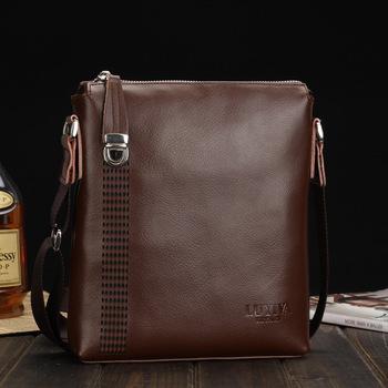 New arrival hot sale fashion men bags, men genuine leather messenger bag, high quality man brand business bag, wholesale price