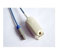 Free shipping high quality Mindray PM9000 Adult Finger Clip Spo2 Sensor, L=3m