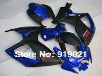 Fairing For Suzuki GSXR 600 750 K6 2006-2007  Injection Molding Plastic ABS Full Set K60021