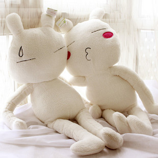 Tuzki cartoon rabbit large pillow 1.2 meters plush toy day gift