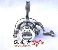 New 6 BB High Power Gear Spinning Spool Fishing Fish Reel Aluminum SG1000 AA3