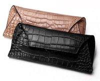 Crocodile Vines Geniune Cow Leather Wallets Ladies Evening  Wallet Color Pink, Brown,Wholesale A1519