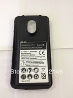 Free shipping  Rechargeable Extended Battery + Back Cover for samsung i9250 3800mAh Galaxy Nexus