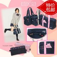 Candy cos bow formal uniform school bag sugar