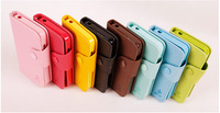 korea style MOBX Moz  soft leather Skin case Cover candy leather case for xiaomi m2 s2 10pcs FREE SHIPPING