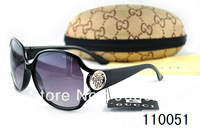 2013 Best Quality 100% Brand New Women's Fashion Sunglasses %09