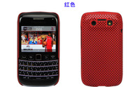 high quality plastic  mesh case for blackberry 9790