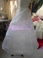 Meidi boutique wedding dress evening dress slip ring pannier