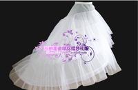 Meidi boutique wedding dress evening dress slip train slip pannier