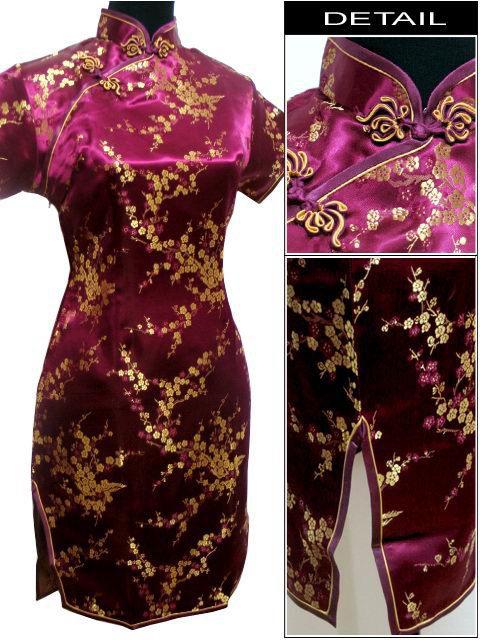 Womens Oriental Dresses Plus Size 75