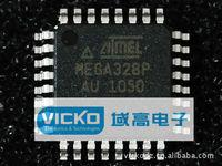 [VICKO]  ATmega328P-AU ATMEGA328  ATMEGA328P TQFP-32 ATMEL MCU 32KB In-system Flash 20MHz 1.8V-5.5V
