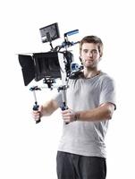 Wondlan Sniper 2 0 DSLR Rig Video Stabilizer Shoulder Support Mattebox