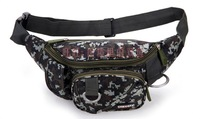Outdoor Sport Small Bag Small Waist Pack Chest Pack Male Women 's Waist Bag Travel Casual Bag