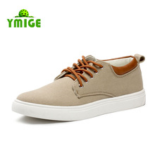 2013 men&amp;#39;s canvas shoes Korean version of casual men shoes British fashion shoes to help low by MiG popular(China (Mainland))