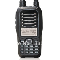 WH668 WANHUA dual-band two way radio with LCD Display, Emergency Alarm, FM radio, Busy Channel Lockout, PTT ID