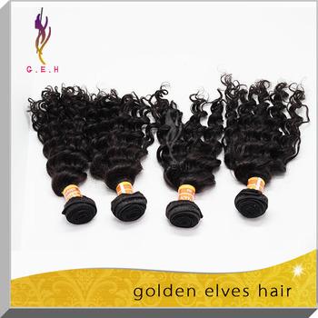 Factory wholesale virgin human hair,peruvian human hair of guangzhou hair