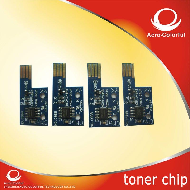 2130 2135 Color Toner chip Laser Printer Cartridge Chip Reset for Dell 2130/2135 Black Refilled cartridge 330-1389(China (Mainland))