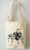 Canvas bags eco-friendly bag canvas bag shopping bag cotton 100% 12 skull 29 36