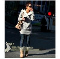 HotsaleHotPromotion Brand  Korean Women's  Simple Hooded Cotton Jacket