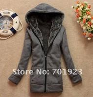 HotsaleHotPromotion Holiday Sale  Casual Thicken Women's Hoodie Coat Outerwear Jacket