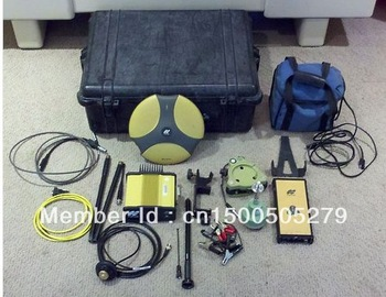 Topcon Legacy-E RTK GPS Base Station + LegAnt + PacCrest Radio + Accessories