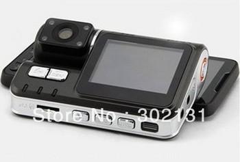 Free Shipping i1000 Car DVR Single Lens Car Vehicle Camera HD 720P Video Recorder CAR DVR