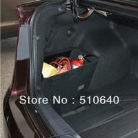 2009-2012 KIA Cerato/Forte High quality PE plate Non-woven fabrics Trunk store content box   jjk