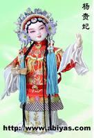 Free shipping New year gift artificial doll cartoon doll opera dolls 9