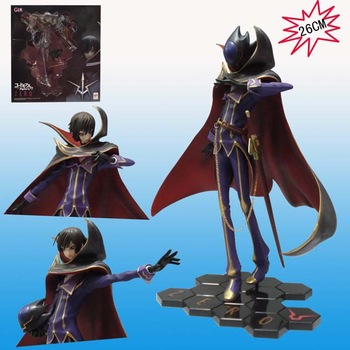 Code Geass: Lelouch of the Rebellion R2 ZERO PVC Painted Figure by MegaHouse  c441