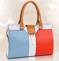 Promotional! Women Real leather bag ladies bag design brand handbag free shiping shoulder bags Genunie leather