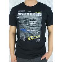 free shipping 2014 men's the novelty original t-shirt with patternsTrain sports tee big size l xl xxl xxxl 4xl shirts Hot sale