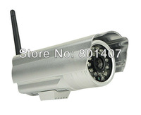 Outdoor Night Vision IR waterproof POE wireless wifi Bullet IP CCTV Camera IP615W F2037D