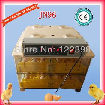 capacity 96 chicken eggs Hot sale best price egg incubator JN96