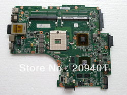 For ASUS N53JF N53JG laptop motherboard/System board -intel cpu &amp;100% tested(China (Mainland))