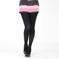 Langsha wire socks 120d abdomen drawing butt-lifting women's velvet pantyhose legging stockings