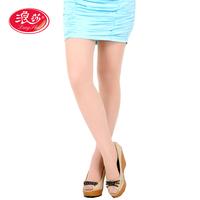 New arrival LANGSHA stockings women's ultra-thin pantyhose Core-spun Yarn oversize socks female wide body stockings