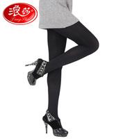 Double 3 LANGSHA women's pantyhose velvet 120d high-elastic basic stockings legs female comfortable spring and summer