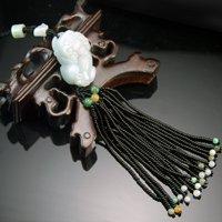Hot sale Free shipping! Tianyuan move jade pi xiu elegant bag