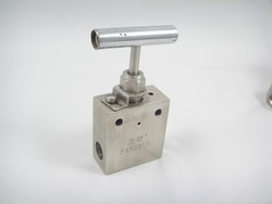high pressure needle valve, instrument valve(China (Mainland))
