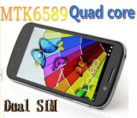 Star B94 m phone 4.5 inch QHD screen MTK6589 quad core android4.1 Jelly bean 1GB 4GB dual sim 3G WCDMA WIFI GPS Free shipping