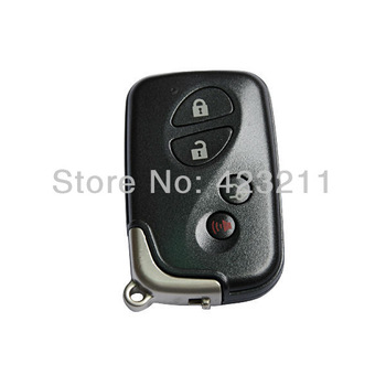 New Keyless Remote Smart Key Shell Case For Lexus IS GS LS LX RX HS CT 4BT  FT0219