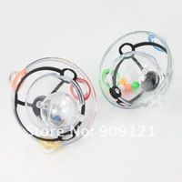 2pcs/lot Fuuny Toy Magic Sphere Puzzle Toy Spin Ball Space 360 Globe