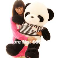 Free shipping  plush toy Large doll Panda plush toys large panda doll doll birthday gift ideas
