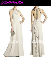 Chain Back Elegant Party Dress Top Quality