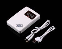 7 electric 4 festival 18650 mobile power supply box charging treasure battery does not contain the battery