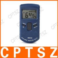 Internet moisture meter Digital Moisture Meter with bag MD918 4~80% Resolution:0.5%