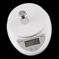 New 5kg 5000g/1g Digital Kitchen Food Diet Postal Scale ,free shipping