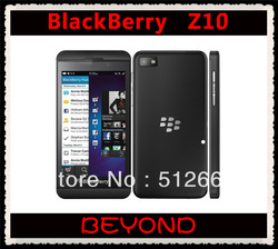 "Original Blackberry Z10 unlocked mobile phone 3G&4G GSM 4.2"" 8MP WIFI GPS 16GB internal memory smartphone free shipping(China (Mainland))"