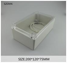 wholesale plastic waterproof enclosure