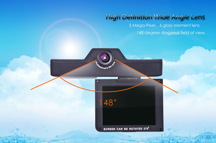 Factory Agent Price 100% Good Quality Full High Definition Screen Car DVR Recorder With US Chip And Without-Leak-Recorder(China (Mainland))